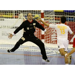 Handball/Indoor Football Net Professional TOPl