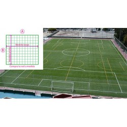 M2 Polyamide Safety Net and Football Field Divider
