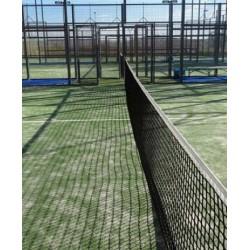 Super-Thick Black Club Paddle Net