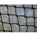 M2 Polipropilene Safety Net and padel Field Divider