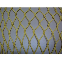 M2 Polipropilene Safety Net and padel Field Divider