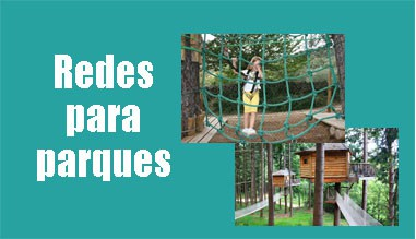Redes para parques
